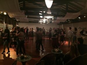 Crea Dance Kizomba area